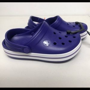Kids Crocs, NWT, Size 1